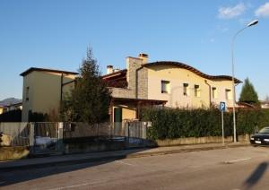 Palazzina per 6 appartamenti indipendenti, Isola Vicentina
