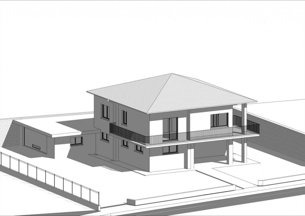 Sopraelevazione piano casa studio tecnico associato for Piani casa economicamente efficienti