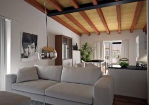 Interni Progetto San Antonio