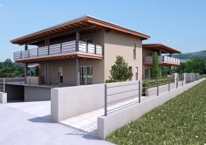 altro render esterno Progetto San Antonio