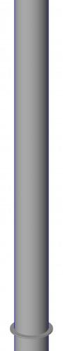 Pil-Acciaio Circolare_Base+Cap